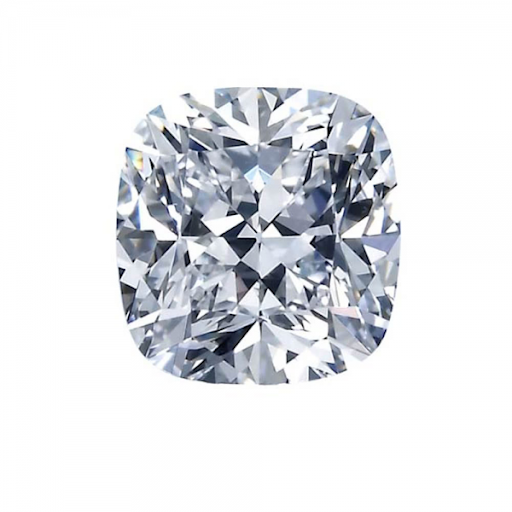 GIA Certified 0.84CT Cushion Cut Loose Diamond