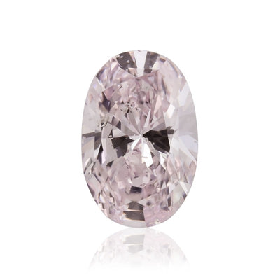 GIA Certified 0.25CT Fancy Pink SI1 Oval Diamond Engagement Closeouts