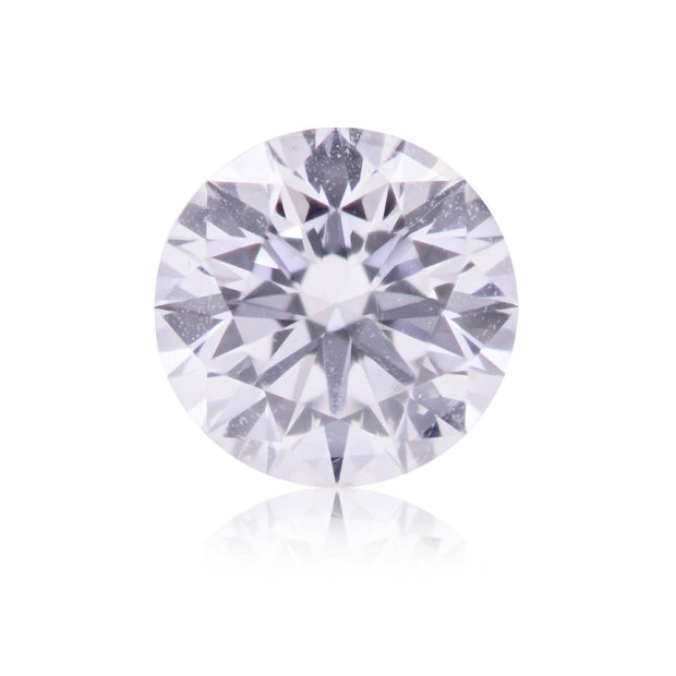 GIA Certified 0.25CT Fancy Pink VS1 Round Brilliant Diamond Engagement Closeouts