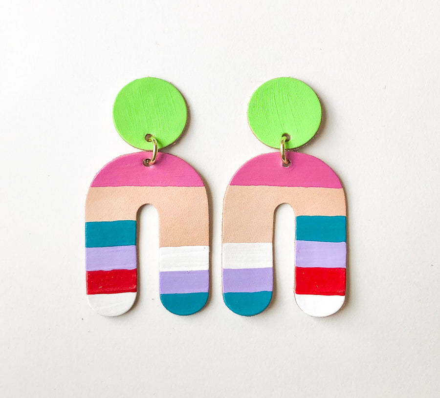 GLAD + YOUNG x MARGE ART Earrings