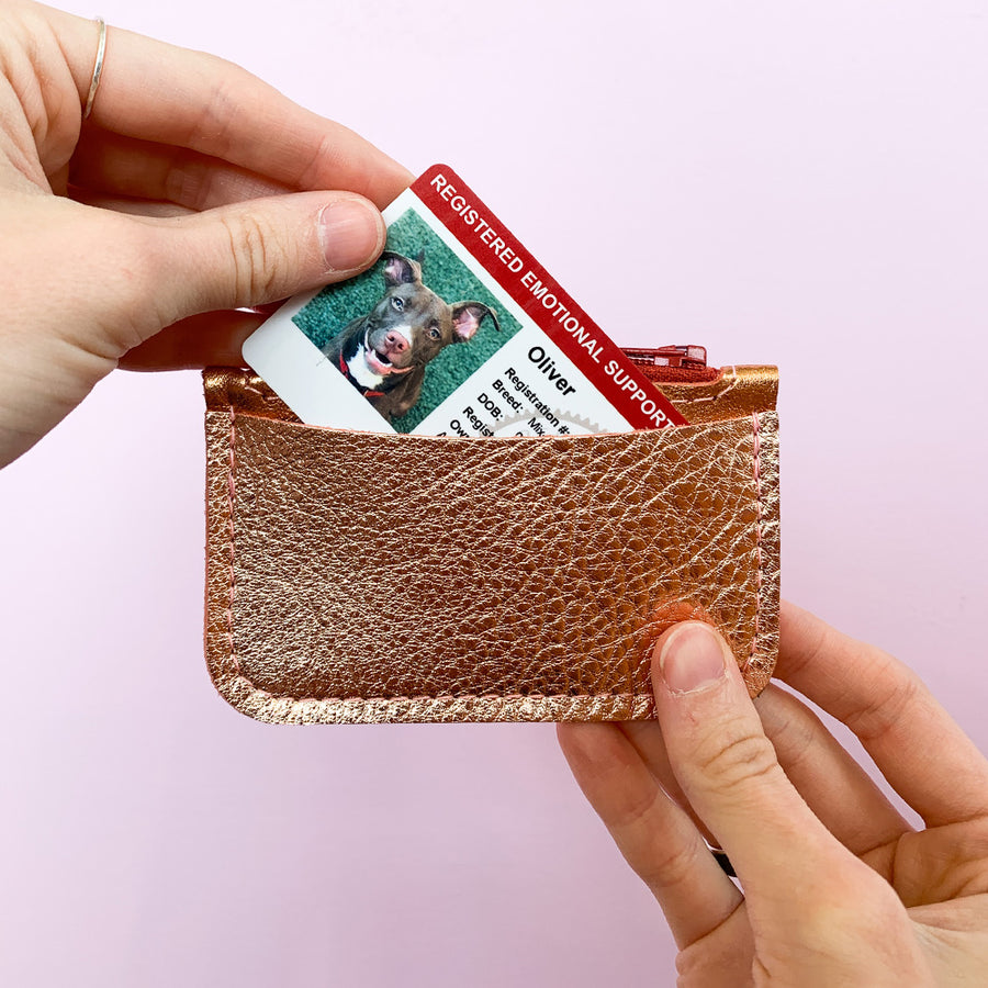 Small Change Wallet
