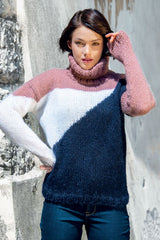 JERSEY DOLCE MOHAIR