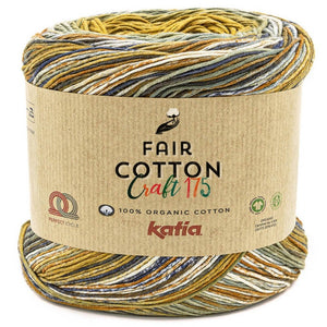 FAIR COTTON CRAFT DE KATIA