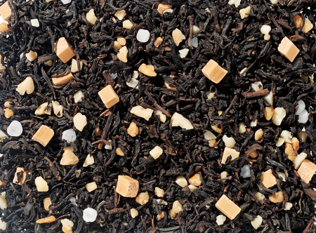Caramel Sundae: Black Tea Blend (Salty Caramel)
