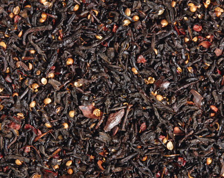 Dark Chocolate: Black Tea Blend (Cocoa)