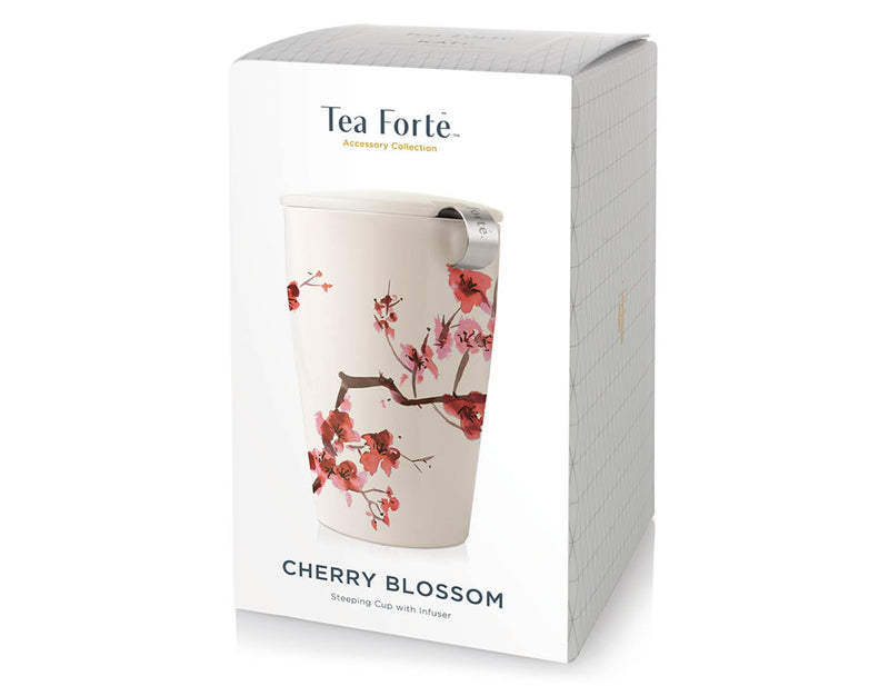 Cherry Blossom KATI Steeping Cup & Infuser