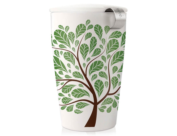 Green Leaves KATI Steeping Cup & Infuser