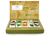 Tea Forte World of Teas Single Steep Assortment