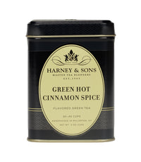 Green Hot Cinnamon Spice
