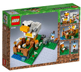 LEGO Minecraft - The Chicken Coop (21140)