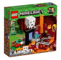 LEGO Minecraft - The Nether Portal (21143)