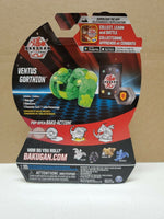 Bakugan Battle Planet - Ventus Gorthion, 3-inch Collectible Action Figure Green