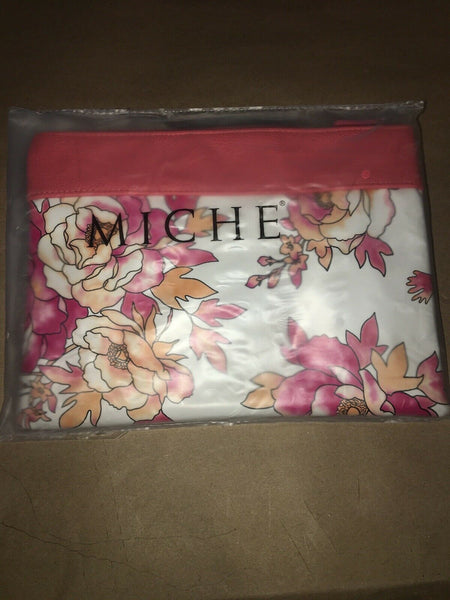 "Miche Floral Pattern Bag 9""x7"""