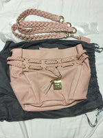 Miche Luxe - Dillon Pink Purse, Hobo Bag - New