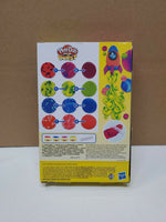 Play-Doh Color Burst Ice Cream Themed Pack of 4 Non-Toxic Colors