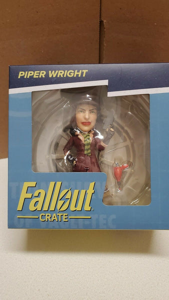 Fallout Crate Piper Wright Figure LootCrate ScreenShots Exclusive