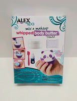 Alex Spa Mix & Makeup Whipped Body Butter Bear Mix Your Own Scented Lotion