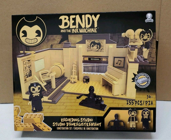 Bendy and the Ink Machine Recording Studio Construction Set - 255 Piece