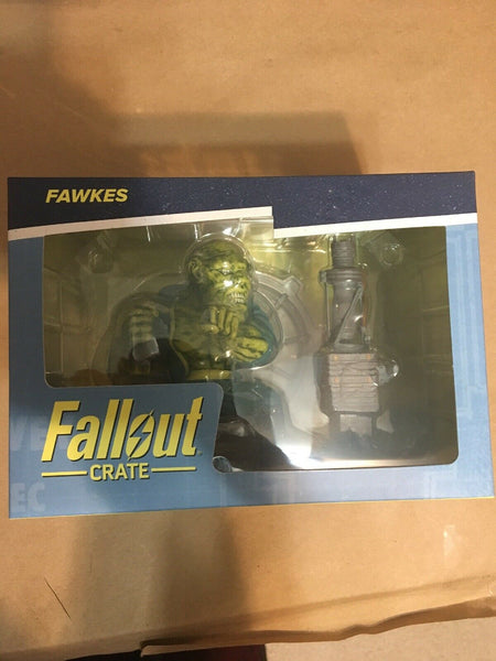 Fallout Loot Crate Exclusive Screen Shots Fawkes figure