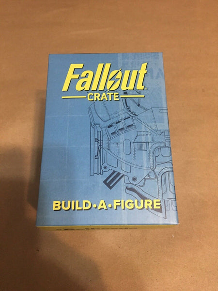 Fallout Loot Crate Build-A-Figure Box 1 of 6 Torso