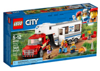 LEGO City (Retired) - Pickup and Caravan (60182)