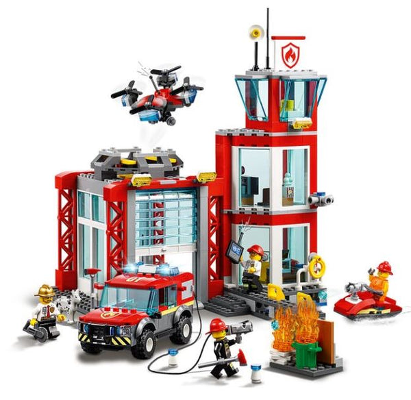 LEGO City - Fire Station (60215)