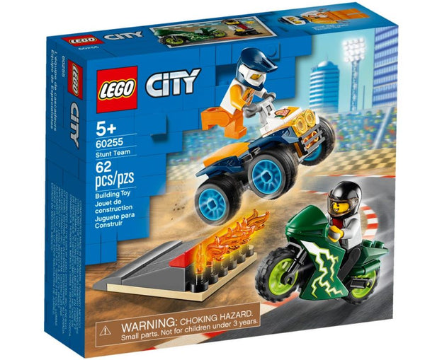LEGO City - Stunt Team 60255