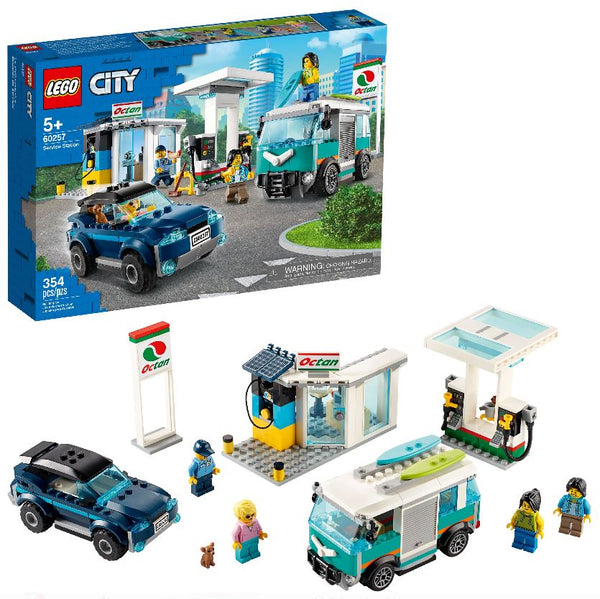 LEGO City - Service Station (60257)
