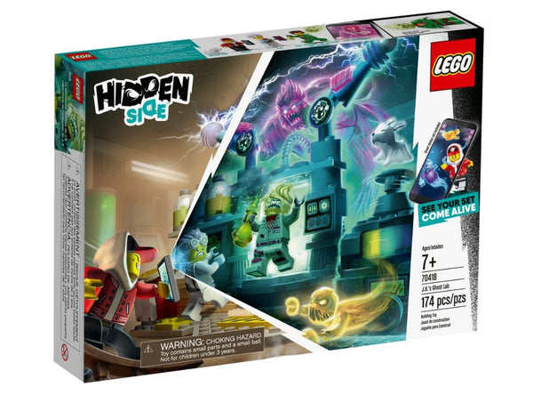 LEGO Hidden Side - J.B.'s Ghost Lab (70418)