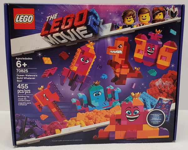LEGO - The Lego Movie 2: Queenwhatevra's Build Whatever Box! (70825)