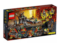 LEGO NINJAGO Journey to the Skull Dungeons Ninja Playset Building Toy (71717)