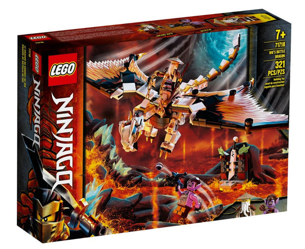 Lego Ninjago Wu's Battle Dragon (71718)