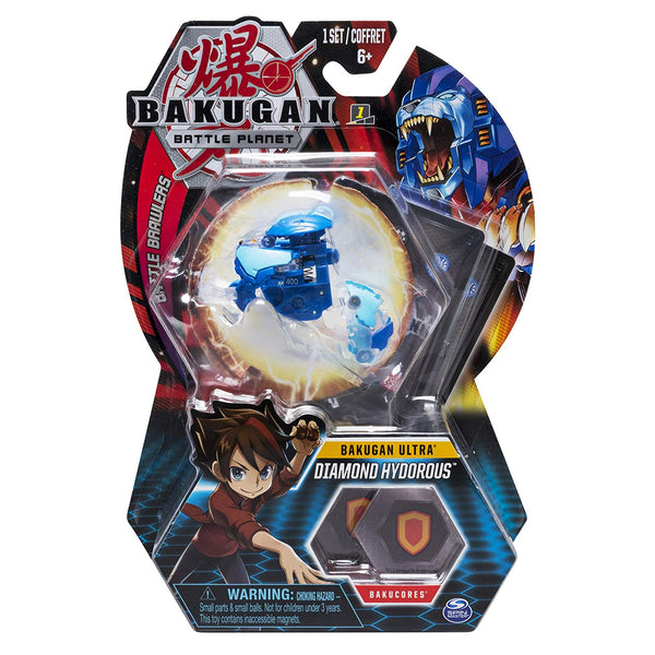 Bakugan Battle Planet - Rare - Diamond Hydorous