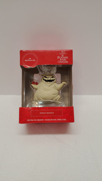 Hallmark Nightmare Before Christmas Oogie Boogie Ornament