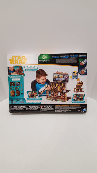 Star Wars Kessel Mine Escape with Force Link 2.0