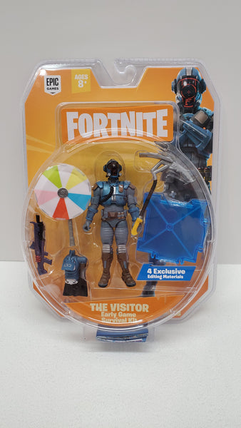 Fortnite The Visitor