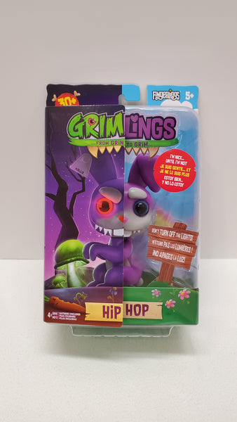 Grimlings Fingerlings Hip Hop Rabbit