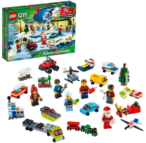 LEGO City - Advent Calendar (60268)