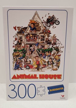 Blockbuster Series : Animal House Puzzle
