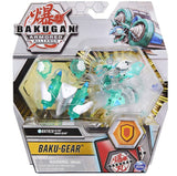 Bakugan Ultra, Haos Batrix with Transforming Baku-Gear, Armored Alliance