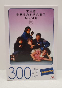 Blockbuster Series: Breakfast Club Puzzle