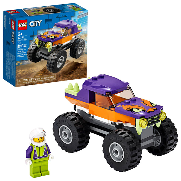 LEGO City - Monster Truck (60251)