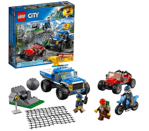 LEGO City (Retired) Dirt Road Pursuit (60172)