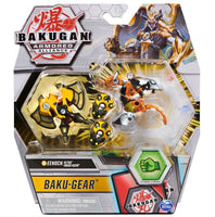 Bakugan Ultra, Aurelus Eenoch with Transforming Baku-Gear, Armored Alliance