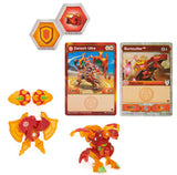 Bakugan Ultra, Pyrus Eenoch with Transforming Baku-Gear, Armored Alliance