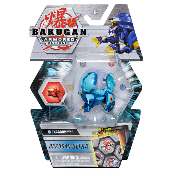 Bakugan Armored Alliance - Aquos Hydorous Ultra