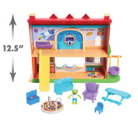 Muppet Babies School House Playset, Ages 3+