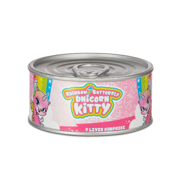 Rainbow Butterfly Unicorn Kitty - 9 Lives Surprise