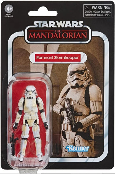 Star Wars The Vintage Collection The Mandalorian Remnant Stormtrooper 3.75 Inch Action Figure