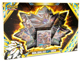 Pokemon Solgaleo GX Box